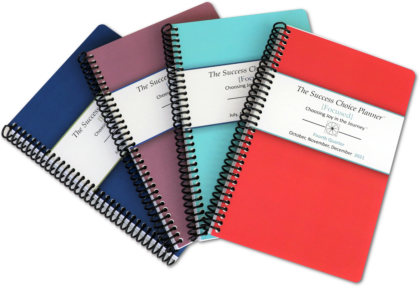 Year (Jan'-Dec 2012) Spiral Bound Planner - SHIPPING INCL. - Click Image to Close